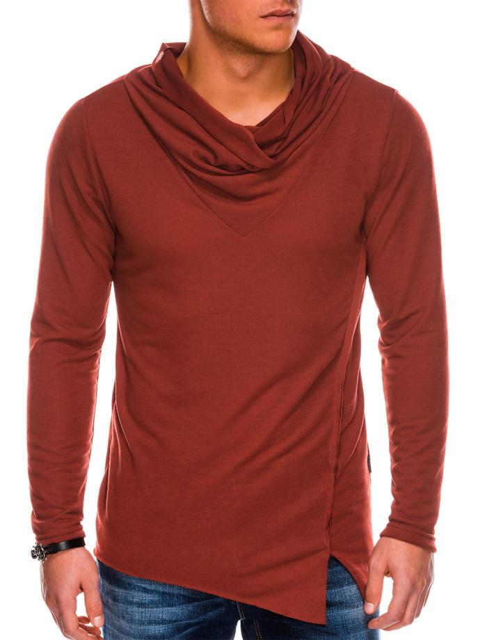Bluza męska B1010 - ruda